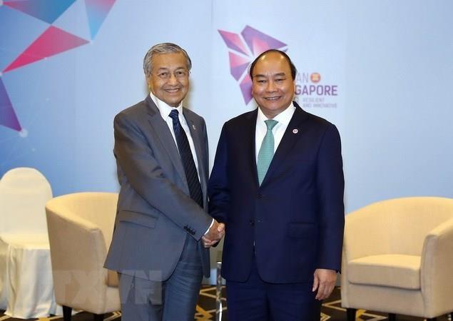 Thủ tướng Malaysia thăm Việt Nam: Củng cố quan hệ hữu nghị hai nước