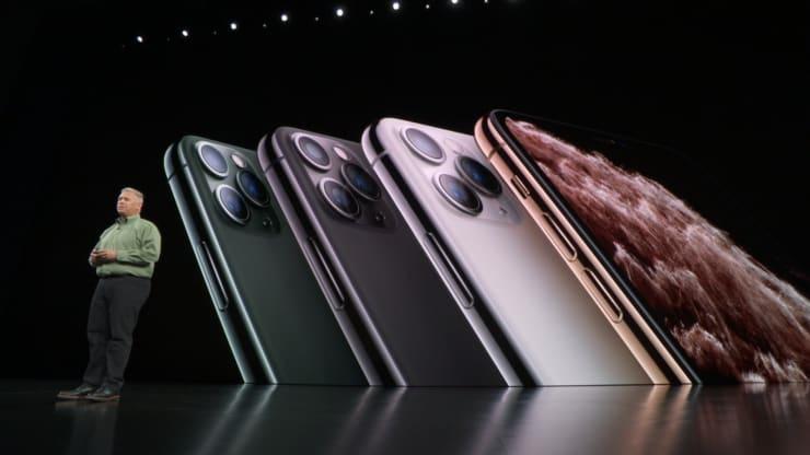 Apple chính thức ra mắt bộ ba iPhone 11 mới, nâng cấp camera - 2