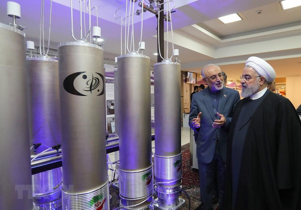 Iran thông báo tỷ lệ làm giàu urani tại cơ sở hạt nhân Fordow