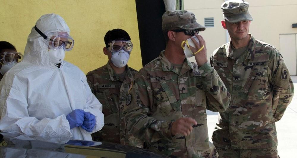Bộ Quốc phòng Mỹ yêu cầu tạm dừng hoạt động quân sự ở nước ngoài trong 60 ngày