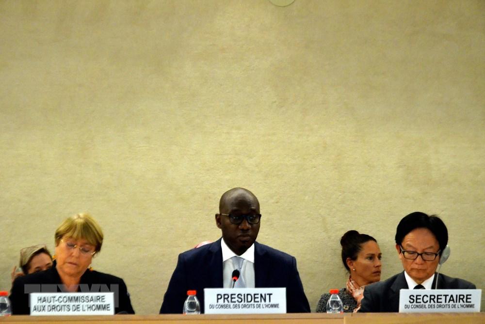 Khóa họp 42 Hội đồng Nhân quyền LHQ tập trung vấn đề biến đổi khí hậu - 1