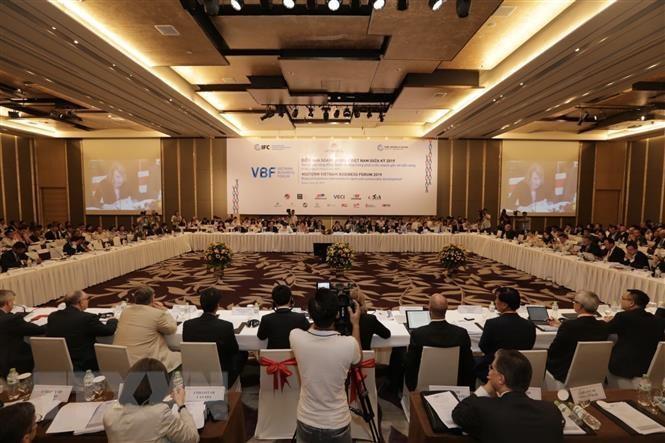 VBF 2019: Cộng đồng doanh nghiệp là động lực cho tăng trưởng - 1