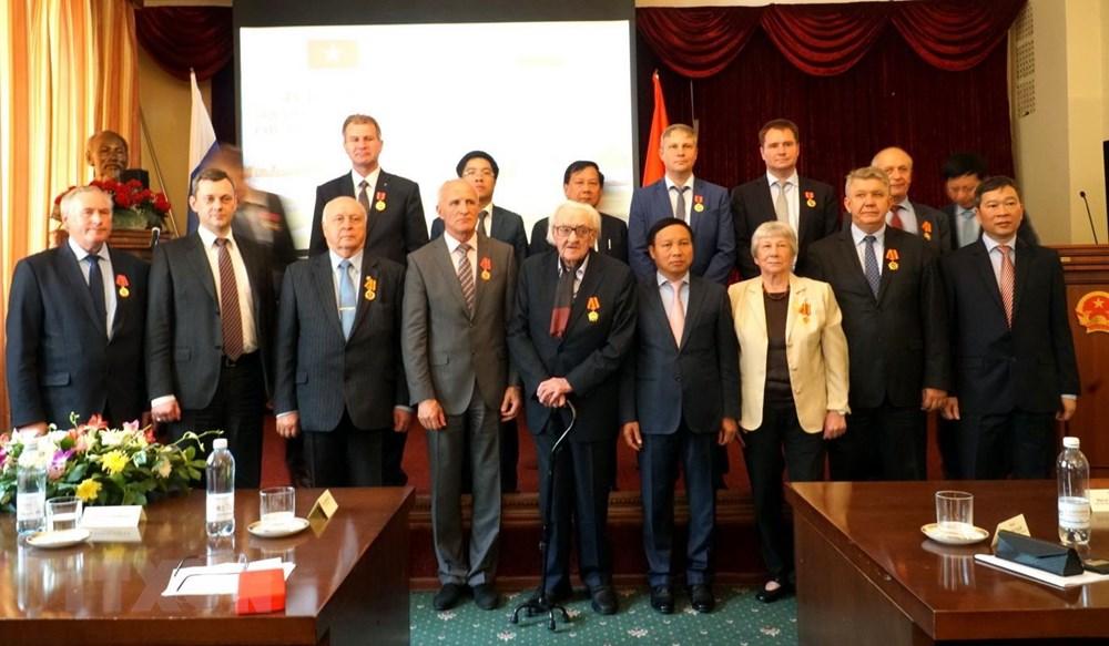 Vinh danh các chuyên gia Nga gìn giữ thi hài Chủ tịch Hồ Chí Minh - 1