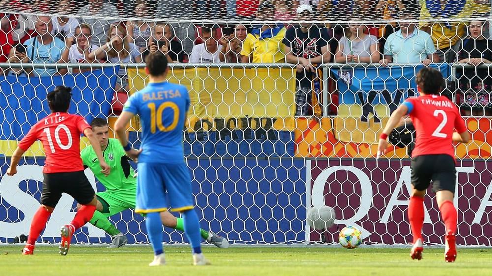 Đánh bại Hàn Quốc, Ukraine lần đầu tiên vô địch U20 World Cup - 1