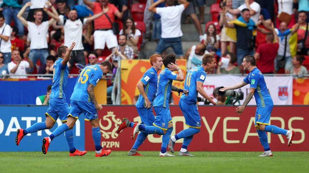 Đánh bại Hàn Quốc, Ukraine lần đầu tiên vô địch U20 World Cup - 2