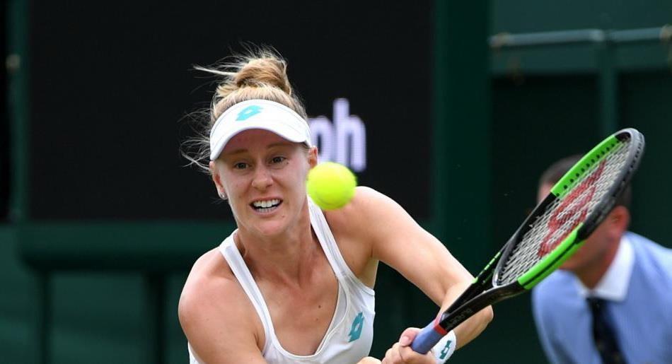Wimbledon 2019: Tay vợt số 1 thế giới ngậm ngùi dừng cuộc chơi - 1