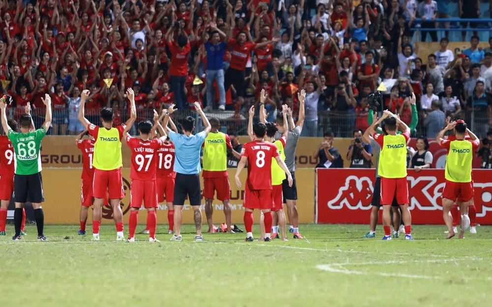 HLV Lee Tae-hoon chia sẻ về câu nói ' đội bóng đá cho vui' của bầu Đức - 1