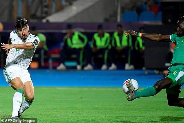 Đánh bại Senegal, Algeria lần thứ 2 giành chức vô địch châu Phi - 1