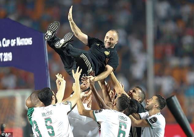 Đánh bại Senegal, Algeria lần thứ 2 giành chức vô địch châu Phi - 2