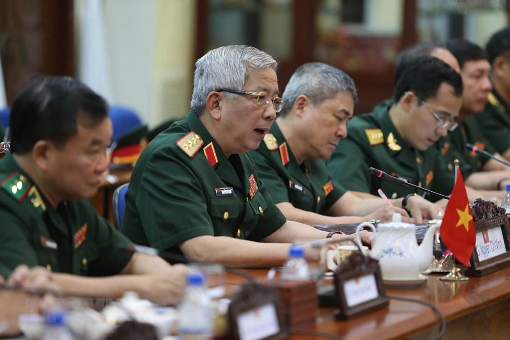 Đối thoại Chính sách Quốc phòng Việt Nam-Campuchia lần thứ 4 - 1