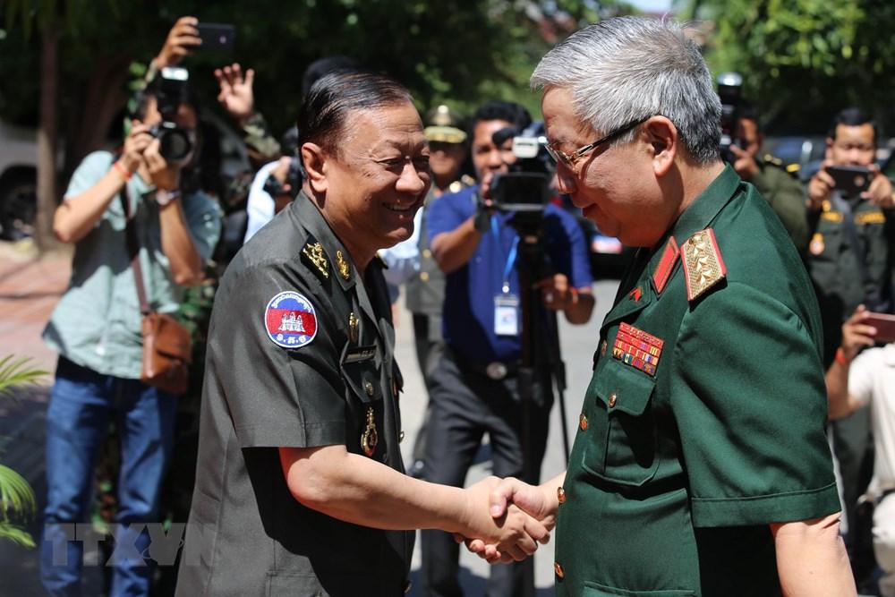 Đối thoại Chính sách Quốc phòng Việt Nam-Campuchia lần thứ 4 - 2