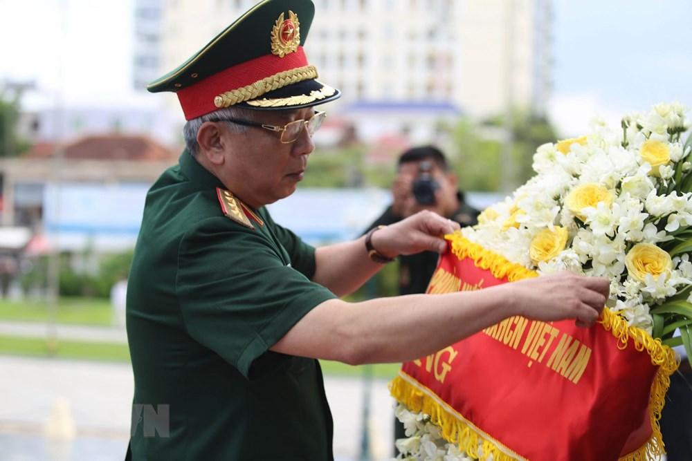 Đối thoại Chính sách Quốc phòng Việt Nam-Campuchia lần thứ 4 - 3