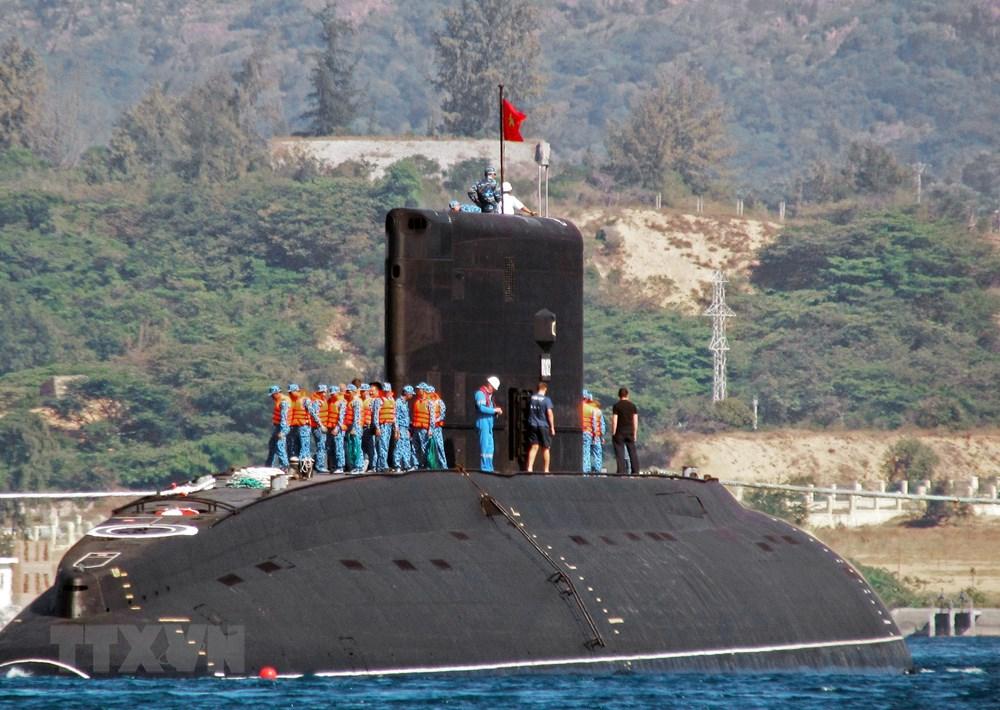 [ẢNH] Lữ đoàn Tàu ngầm 189 - lực lượng nòng cốt bảo vệ chủ quyền biển, đảo - 3