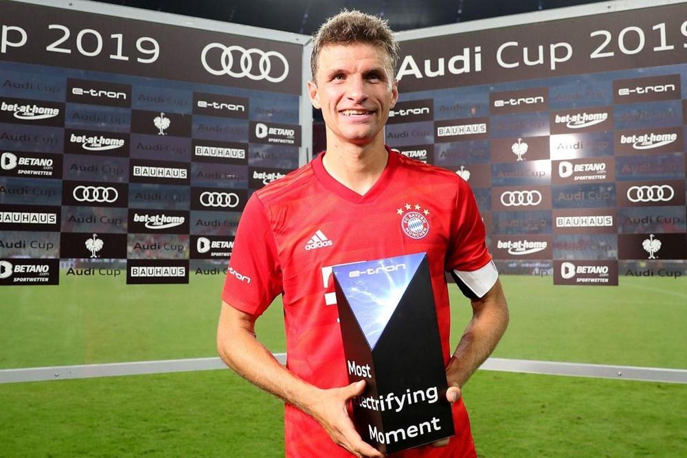 Hạ Fenerbahce 6-1, Bayern 'đại chiến' Tottenham ở chung kết - 1