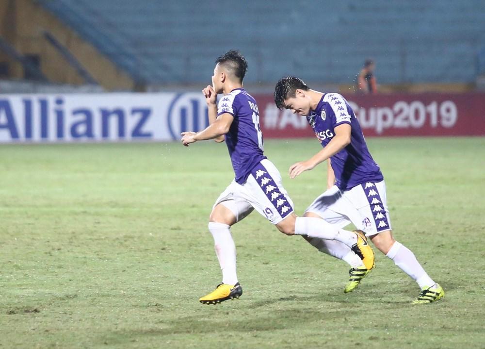 Quang Hải tỏa sáng, Hà Nội FC ngược dòng đánh bại Altyn Asyr - 1