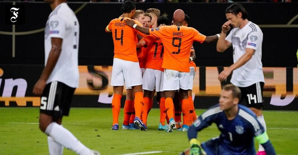Đội tuyển Hà Lan ngược dòng đánh bại Đức - 1