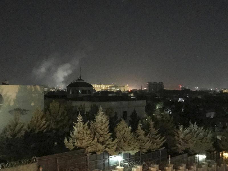 Afghanistan: Nổ lớn gần Đại sứ quán Mỹ tại thủ đô Kabul