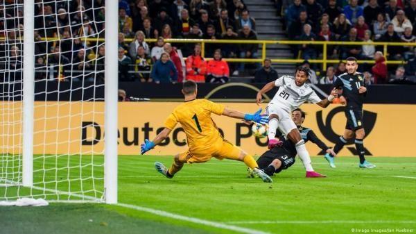 Gnabry lập kỷ lục trong ngày Đức rơi chiến thắng trước Argentina - 1
