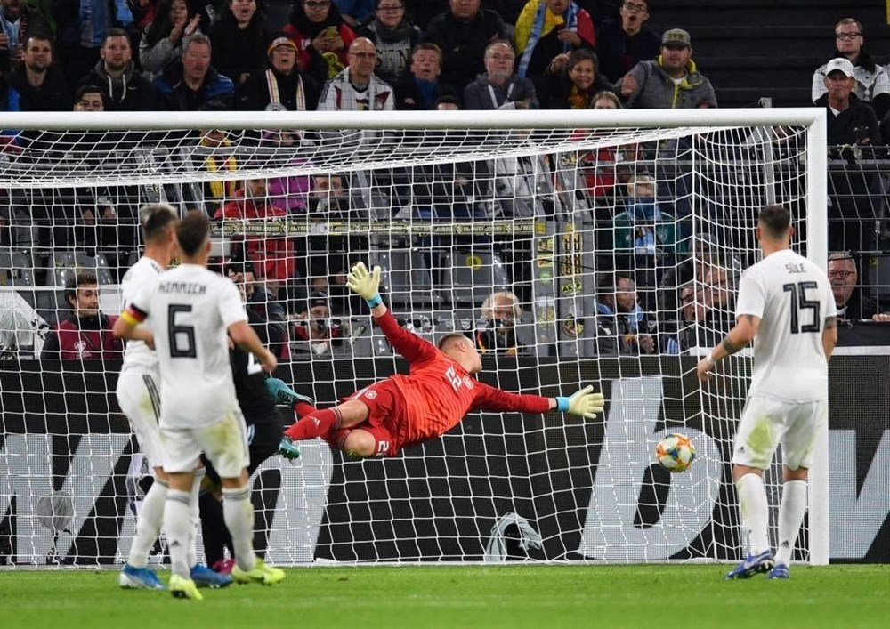 Gnabry lập kỷ lục trong ngày Đức rơi chiến thắng trước Argentina - 2