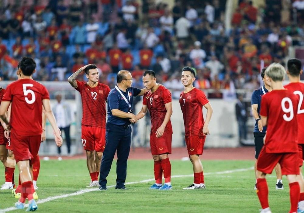 Đội tuyển Việt Nam được thưởng lớn sau trận thắng tuyển Malaysia