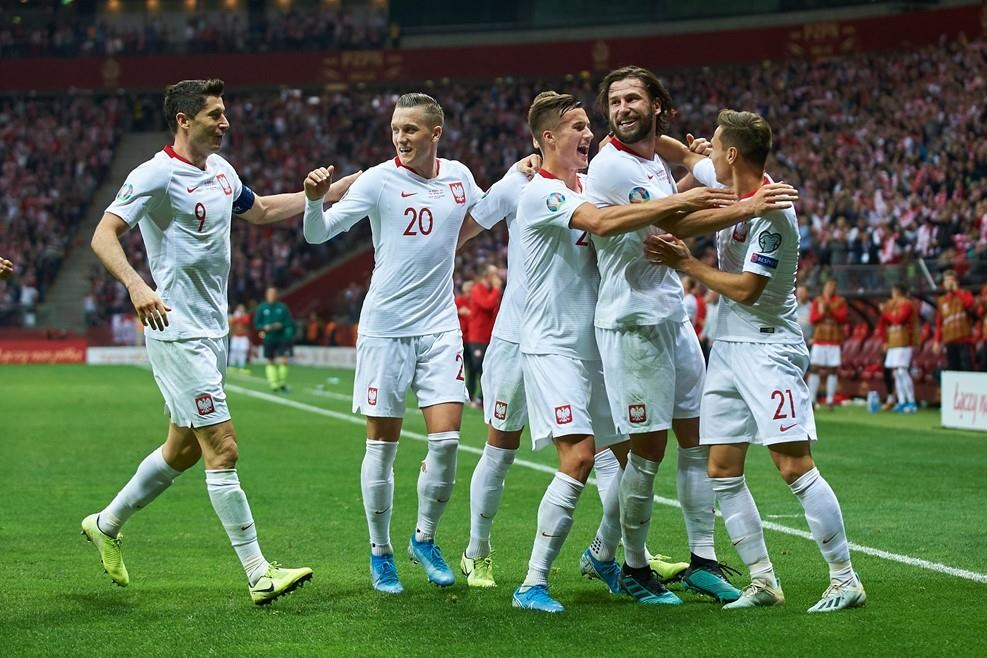Euro 2020: Xác định 4 đội tuyển đã giành vé dự vòng chung kết - 1