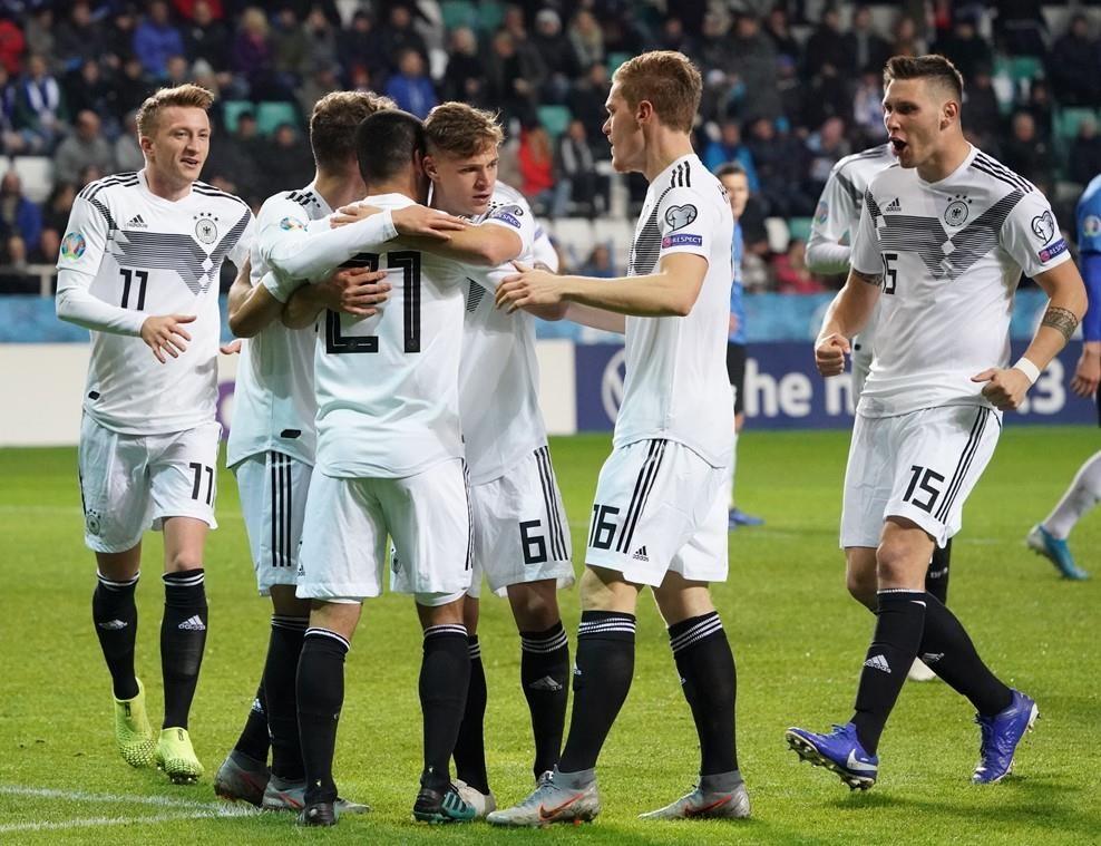 Euro 2020: Xác định 4 đội tuyển đã giành vé dự vòng chung kết - 2