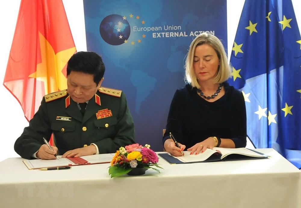 Việt Nam và Liên minh châu Âu ký hiệp định FPA - 1