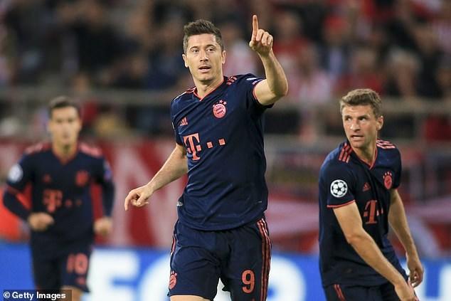 Kết quả Champions League: Các 'ông lớn' đua nhau giành chiến thắng - 2