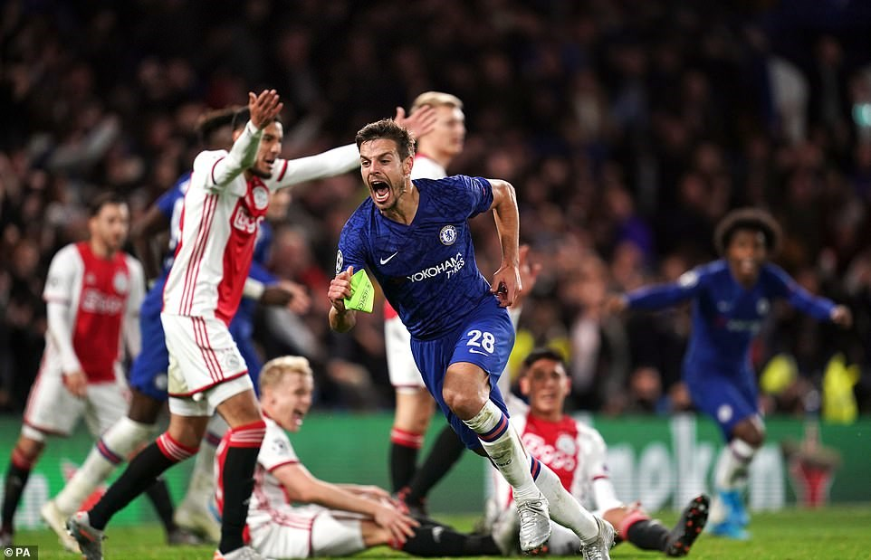 Kết quả Champions League: Barcelona 'bất lực', Chelsea hòa kịch tính - 2