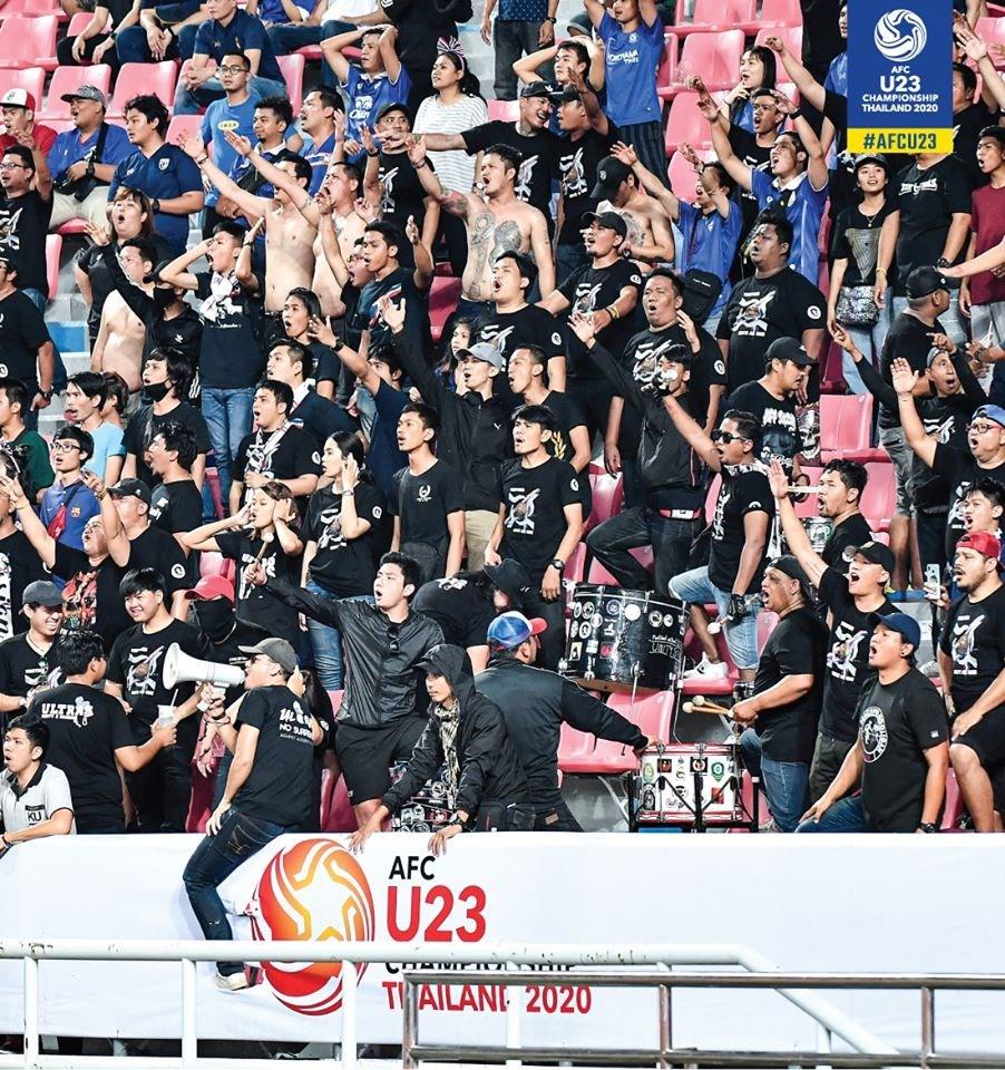 U23 Thái Lan thắng vùi dập U23 Bahrain 5-0 trong ngày ra quân - 2