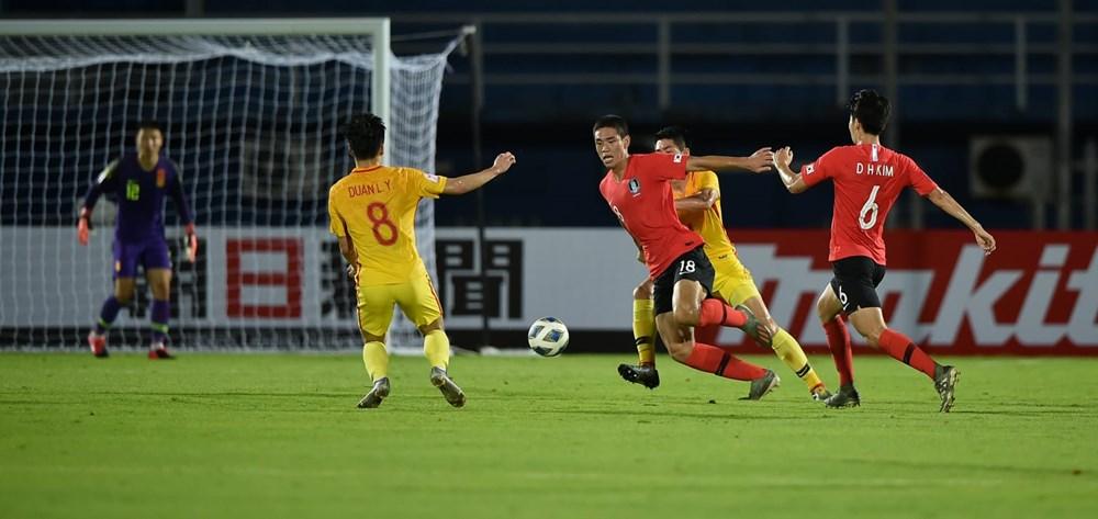 Lịch trực tiếp U23 châu Á: Xác định 2 đội giành vé vào tứ kết? - 1