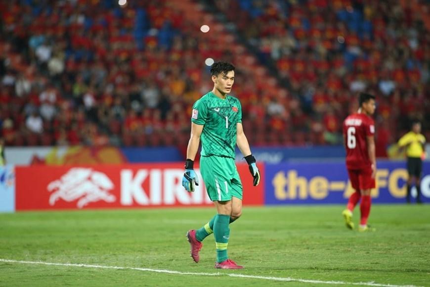 Thủ môn Bùi Tiến Dũng viết tâm thư sau thất bại của U23 Việt Nam