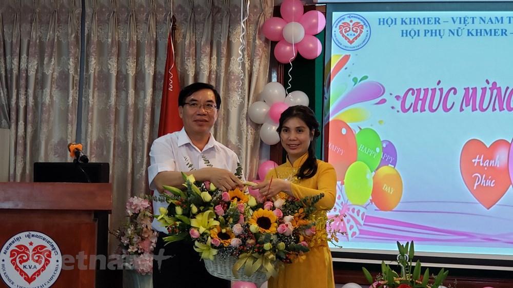 Hội Khmer-Việt Nam công bố thành lập Quỹ hỗ trợ Phụ nữ Phát triển - 1