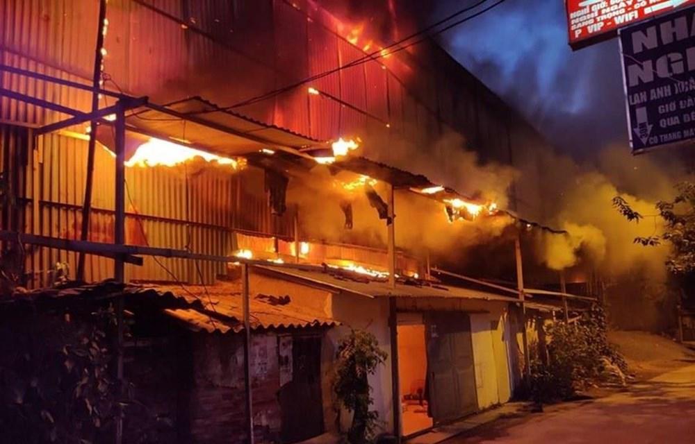 Bộ TN&MT sẽ báo cáo Thủ tướng sự cố cháy tại Công ty Rạng Đông