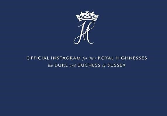 Vợ chồng Hoàng tử Anh Harry-Meghan phá kỷ lục trên Instagram - 1