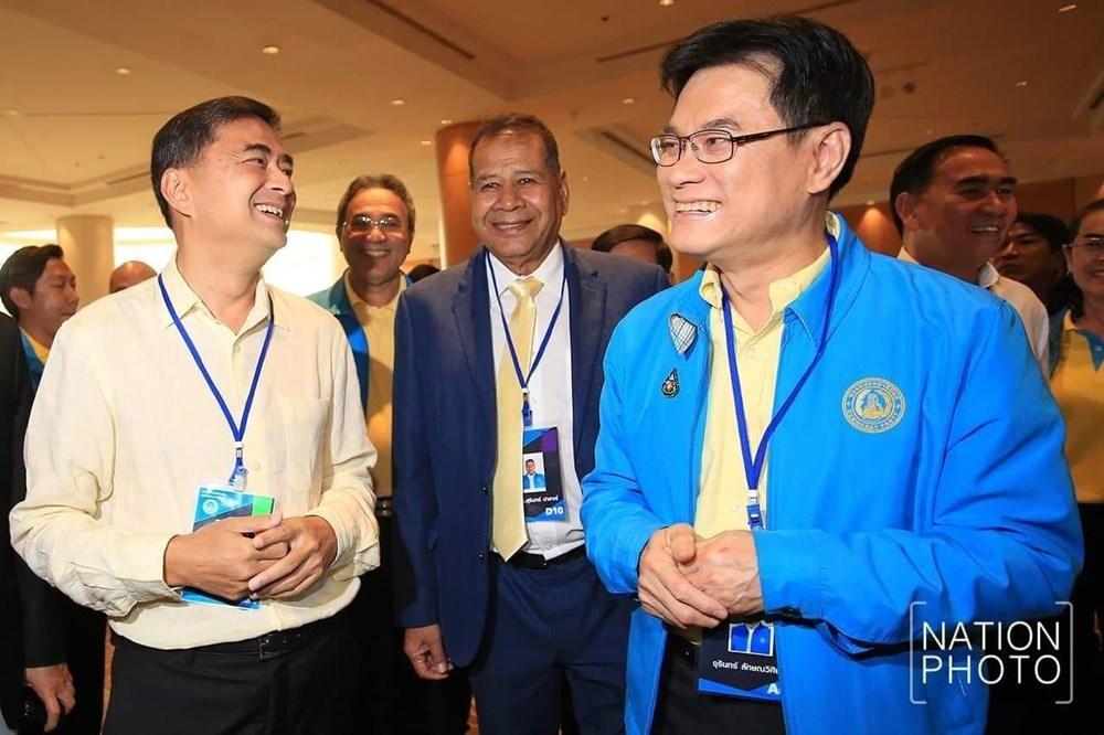 Đảng Dân chủ Thái Lan có Chủ tịch mới thay thế ông Abhisit Vejjajiva