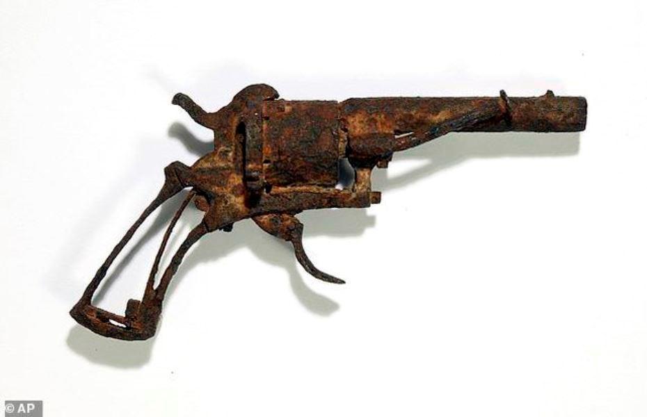 'Vũ khí nổi tiếng nhất trong lịch sử nghệ thuật' có giá 162.500 euro