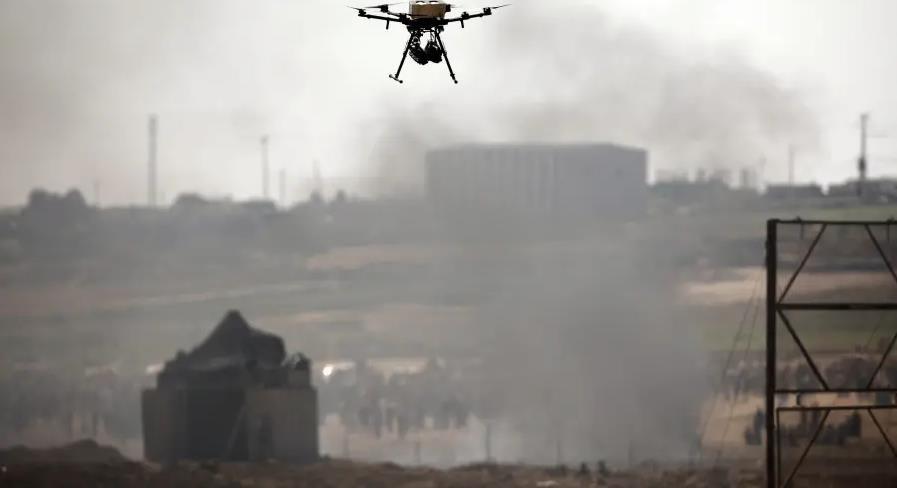 Dân quân ở Dải Gaza bắn hạ một máy bay không người lái của Israel