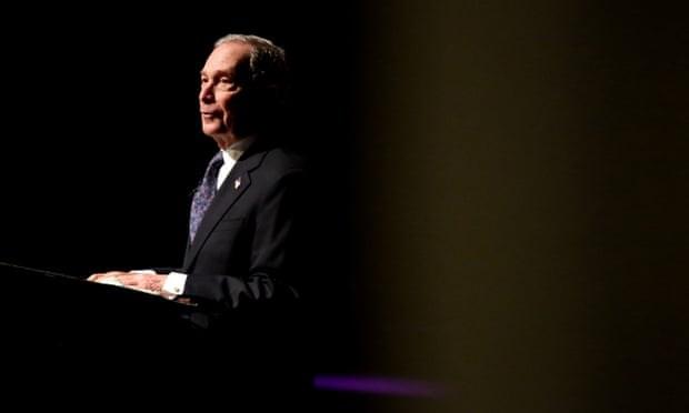 Tỷ phú Bloomberg chính thức tham gia cuộc đua tổng thống Mỹ 2020