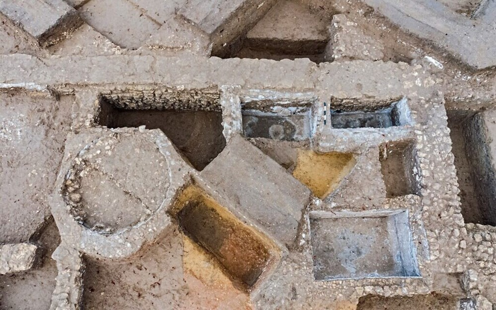 Phát hiện hiếm thấy một cơ sở làm mắm từ cách đây 2.000 năm ở Israel