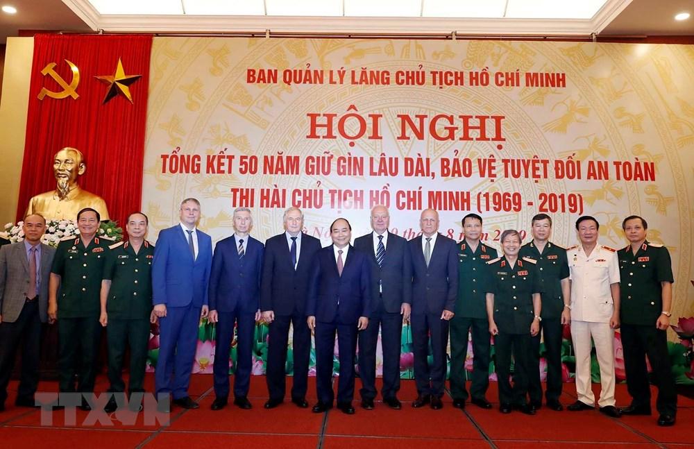 Thủ tướng: Giữ gìn lâu dài, bảo vệ tuyệt đối an toàn thi hài Bác - 2