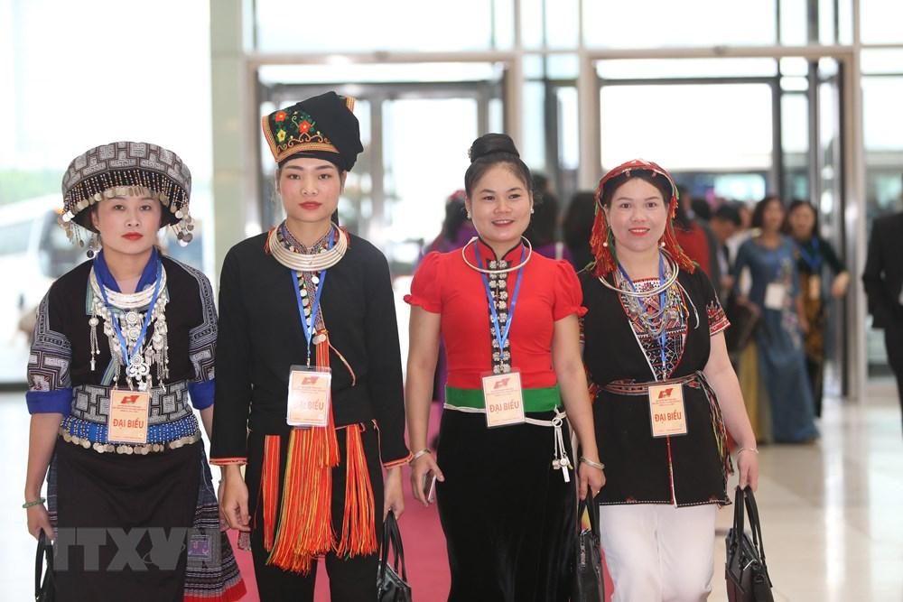 [ẢNH] Đại biểu tham dự Đại hội đại biểu toàn quốc MTTQ Việt Nam lần thứ IX - 1