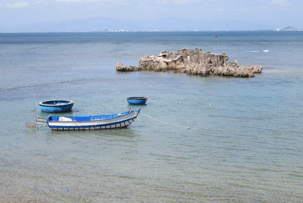 [ẢNH] Khám phá vẻ đẹp hoang sơ ở điểm du lịch Hòn Đỏ - Ninh Thuận - 2