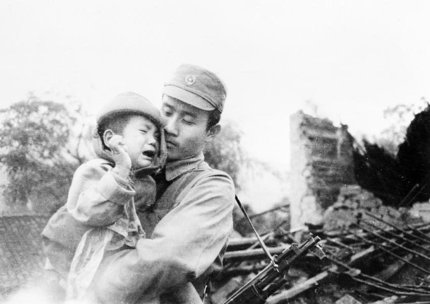[ẢNH] Kỷ niệm 41 năm cuộc chiến đấu bảo vệ biên giới phía Bắc - 5