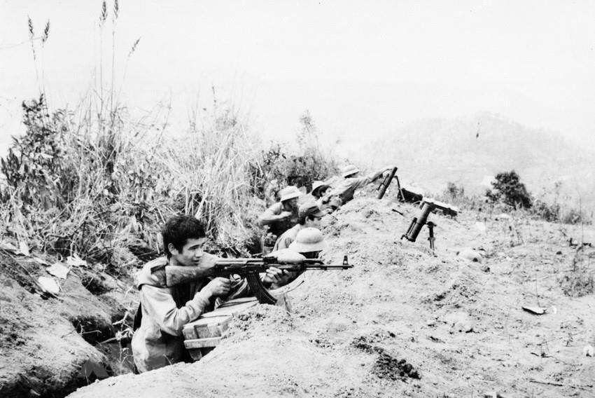 [ẢNH] Kỷ niệm 41 năm cuộc chiến đấu bảo vệ biên giới phía Bắc - 8