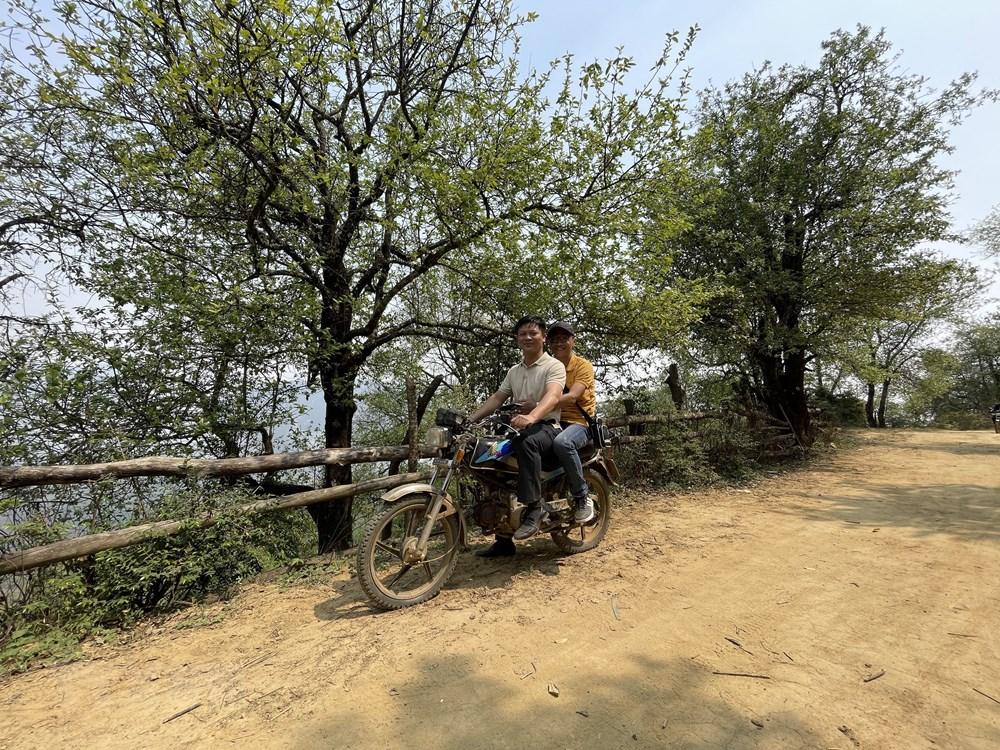 [Photo] Dinh Lung Cung - diem du lich trai nghiem hap dan o Yen Bai hinh anh 3