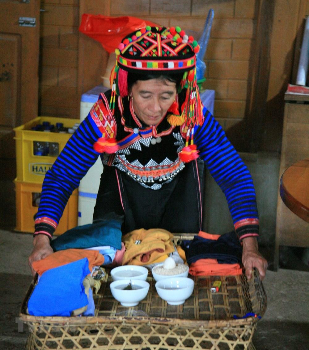 [Photo] Vui Tet Mua mua cung cong dong dan toc Ha Nhi o Dien Bien hinh anh 2