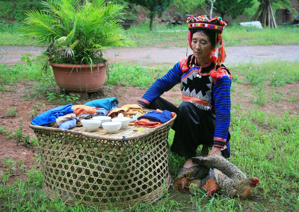 [Photo] Vui Tet Mua mua cung cong dong dan toc Ha Nhi o Dien Bien hinh anh 4