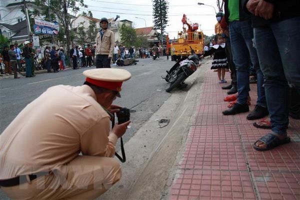 Lâm Đồng: Xác định danh tính đối tượng nghi ngáo đá gây tai nạn