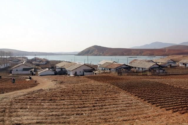 KCNA: Triều Tiên hứng chịu đợt hạn hán nghiêm trọng nhất trong 37 năm